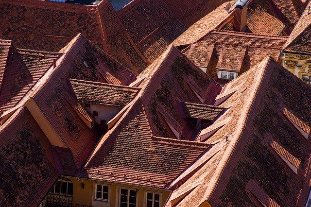 střechy města