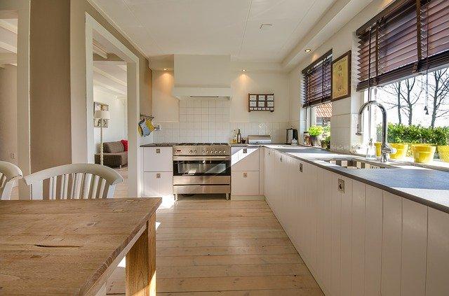 domácí kuchyně